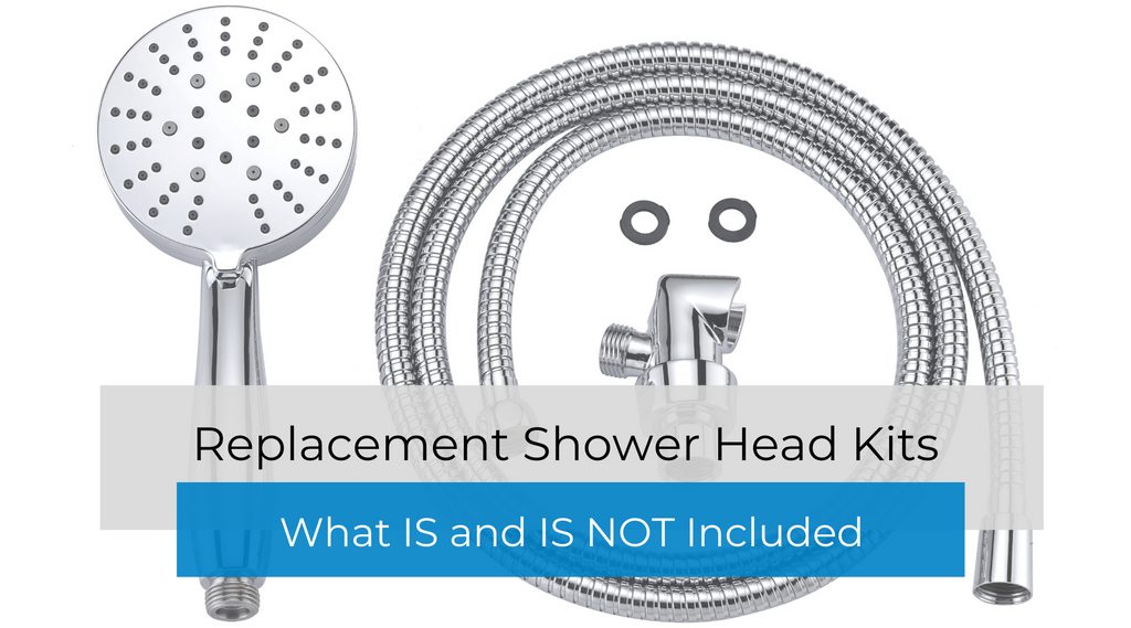 Shower Head Replacement Sets