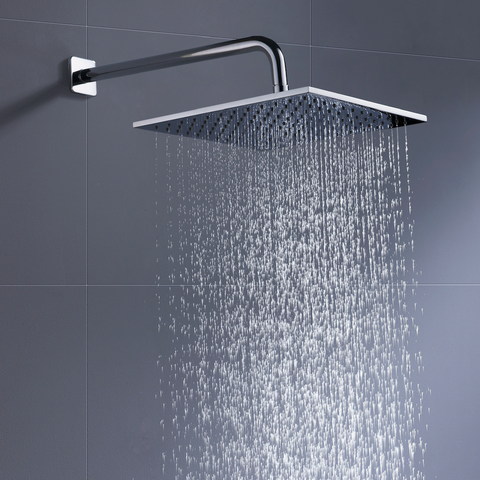 Upgrade Your Master Bath With A Rain Shower Head The Shower Head Store