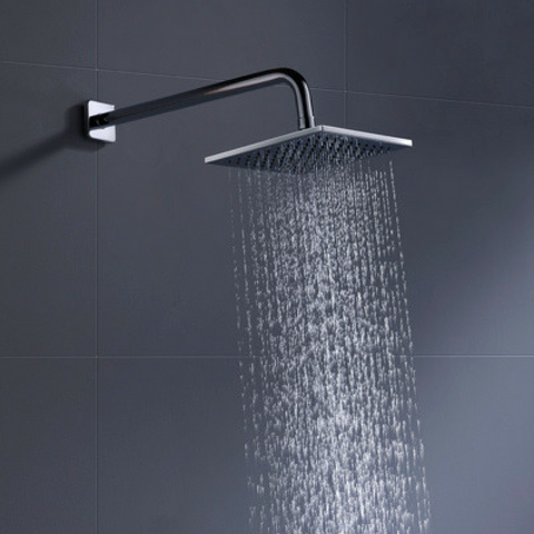 cheap rain shower head. 8 Inch Square Rain Shower Head Upgrade Your Master Bath With A  The Store