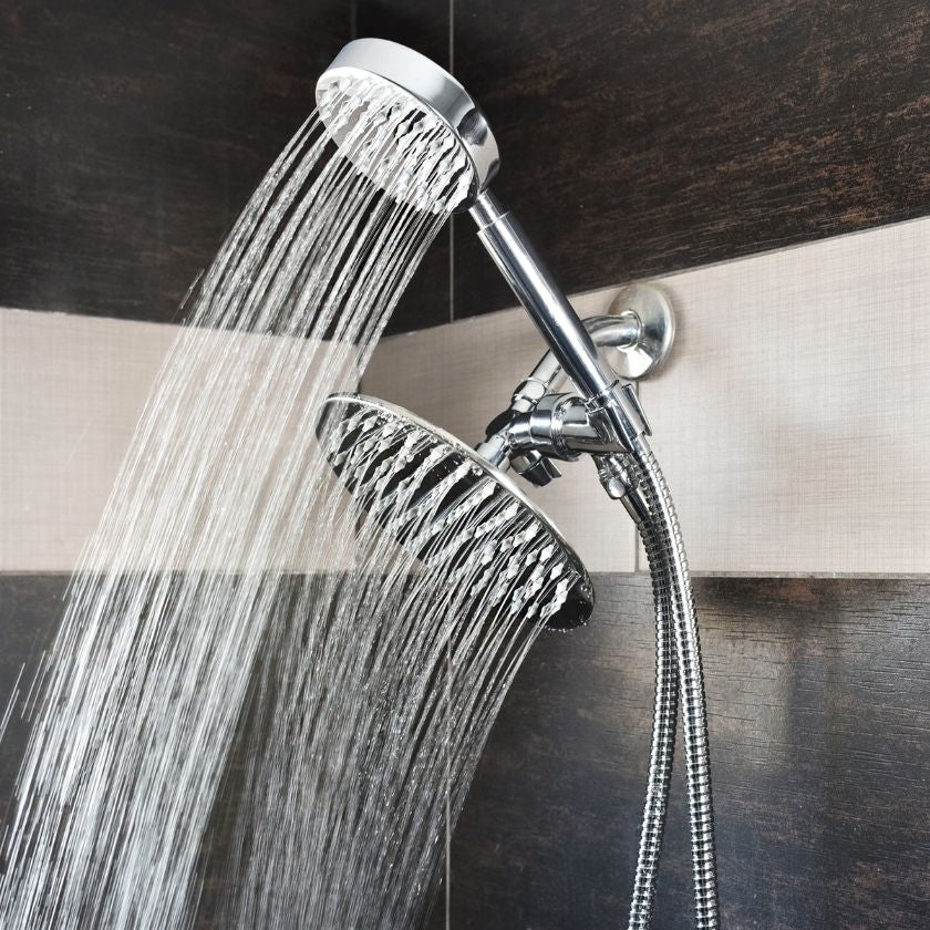 The Shower Head Store - Dual Shower Heads Combo