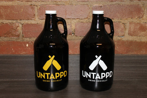 Untappd Growler
