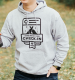 I Remember My First Check-in Hoodie