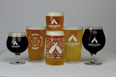 Variety Glassware 12 Pack (2 Glasses of each)