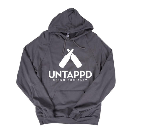 Untappd Classic Logo Hoodie