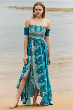Load image into Gallery viewer, JA Piper in Tavarua Dress