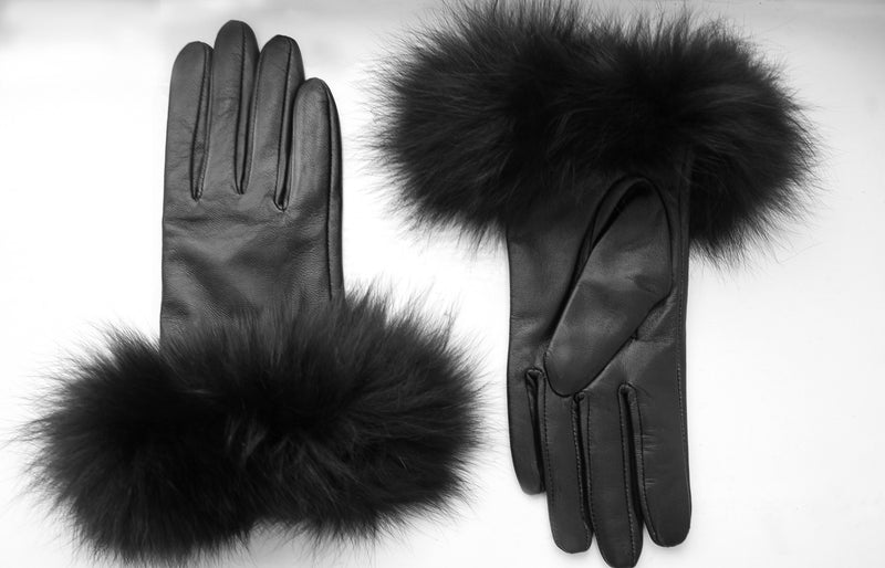 Aruna Gloves Black