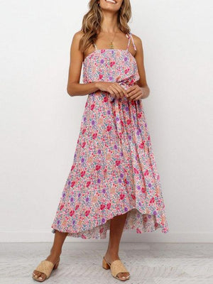 Load image into Gallery viewer, Tiered Strapy Maxi Dress
