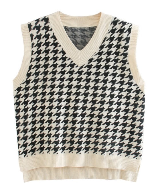 Jodie Knitted Tank