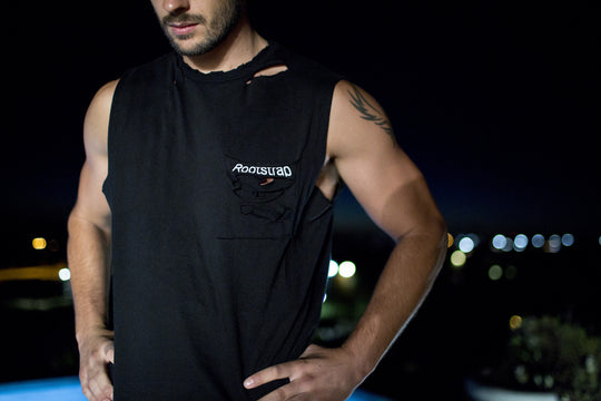 Rootstrap Muscle Tee