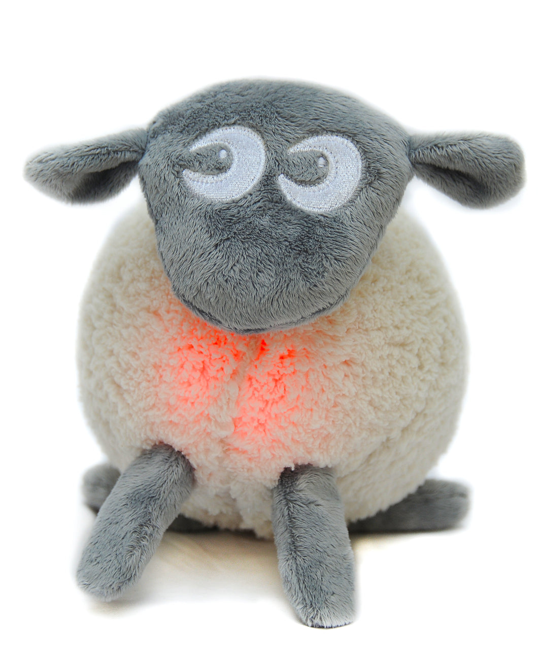 ewan the dream sheep GREY - sleep soother and white noise machine