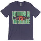 Tiny House or Camping RVing T-Shirt - Small House Living
