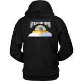 Funny Snow Plow Driver Hoodie | Great Gift for Snowplow Drivers