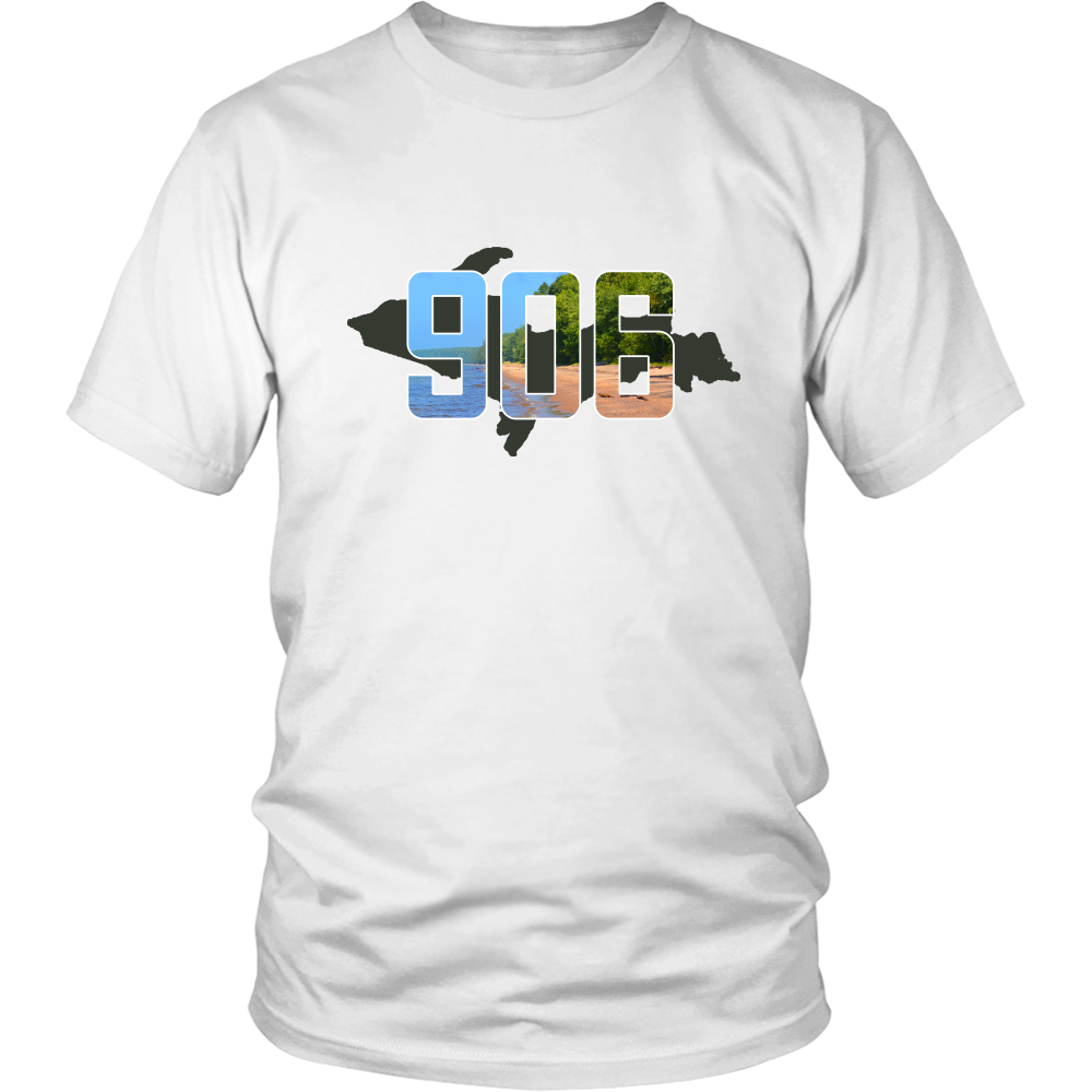 906 Shirt - Upper Peninsula of Michigan Tee