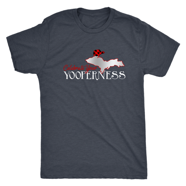 Yooper Shirt - Celebrate Your Yooperness - Upper Michigan