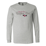 Yooper Girl Long Sleeve Shirt - Don't Mess With a Yooper Girl - Upper Michigan