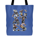 Agates Tote Bag For Rock Pickers and Agate Hunters