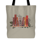 Impossible For One to Have Too Many Books Tote Bag
