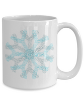 Special Snowflake Mug for Someone With Attitude