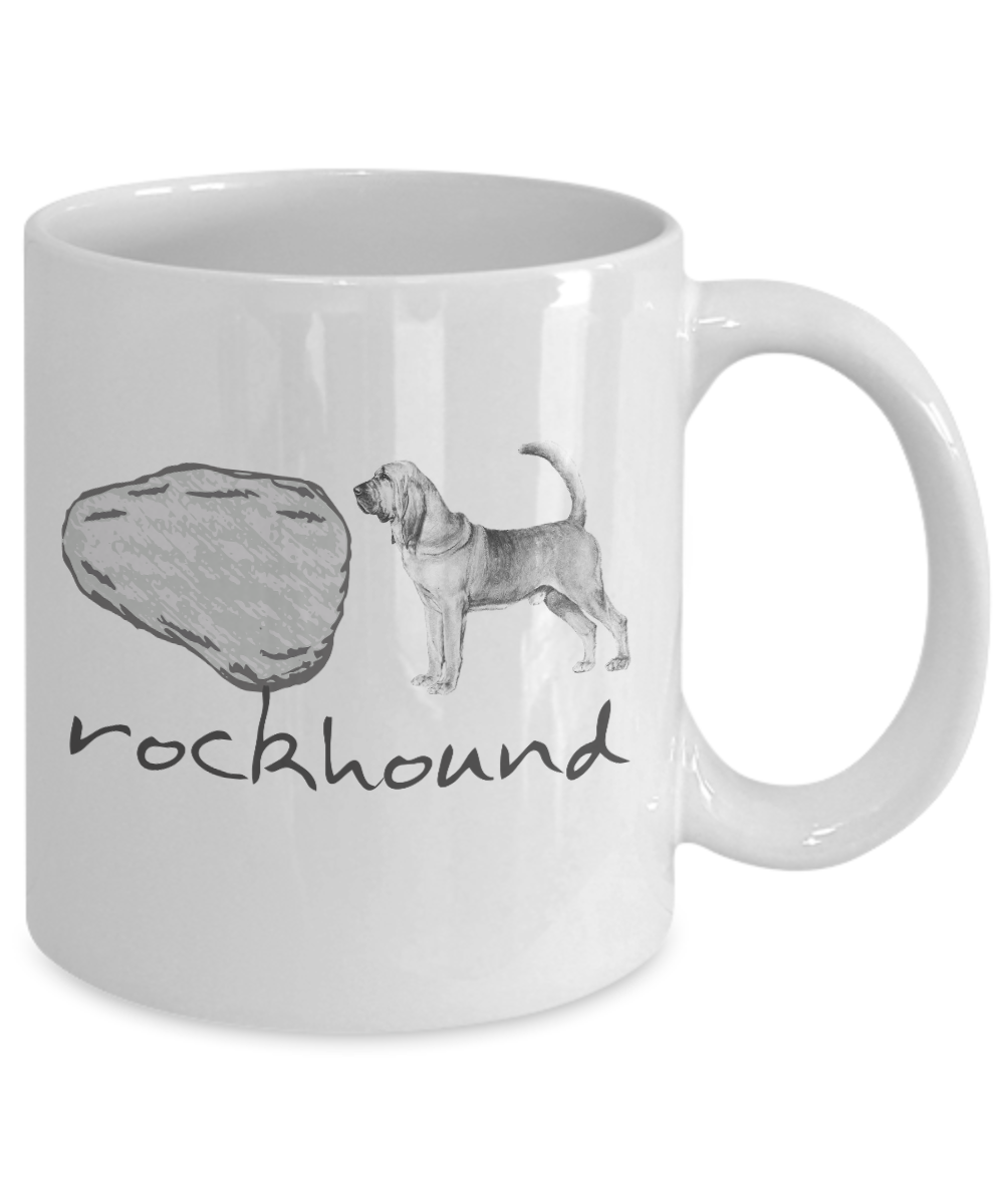 Rockhound Mug for Rock and Agate Hunters