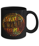Solar Eclipse Mug - August 2017 Astronomy Lover