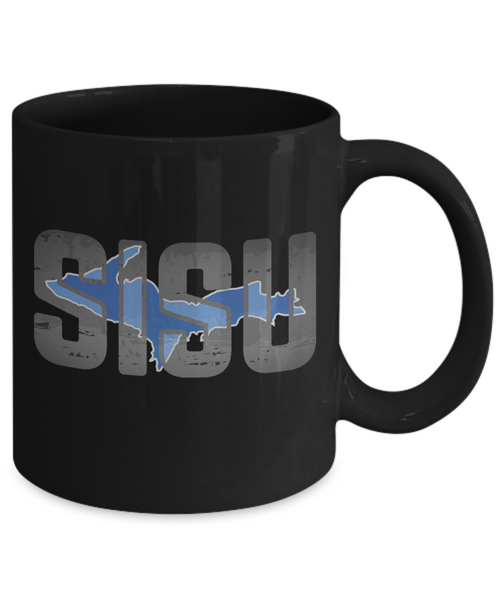 Finnish SISU Upper Michigan Mug