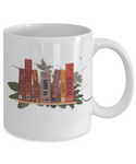 Impossible For One to Have Too Many Books Mug