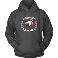 Sauna Hoodie Unisex | Upper Michigan Gift | Finnish Hoodies