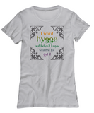 Hygge Shirt - Danish Art of Happiness
