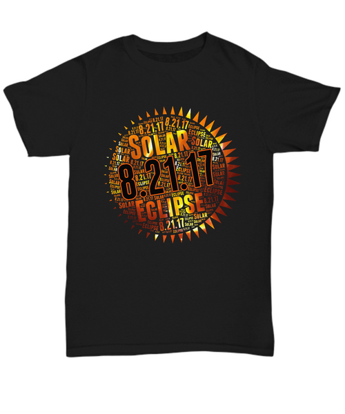 Solar Eclipse 2017 Shirt For Stargazers