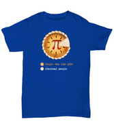 Pi Day Shirts - People Who Like Pi(e)