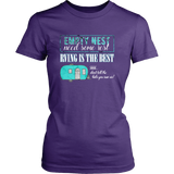 Empty Nest Need Some Rest RVing Is The Best Shirt