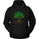 Read Dream Live Learn Imagine Tree Hoodie Book Reading Gifts