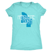 Marquette County Shirt - Michigan's U.P. Tee