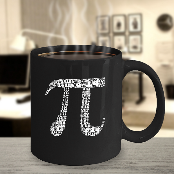 314 Pi Day Gift Coffee Mug For Math Nerds Teachers Professors
