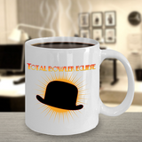"Funny Eclipse Mug ""Total Bowler Eclipse"""