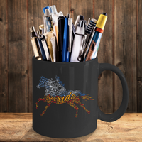 Horse Gifts for Horse Lovers - Ride Free Mug