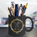 Once Upon a Time Mug for Writers