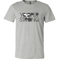 Yooper Strong Shirt Unisex | Upper Peninsula of Michigan Tee