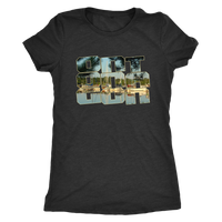 Ontonagon Shirt - Boats at Marina