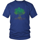 Read Dream Live Learn Imagine Tree Unisex T-Shirt Book Reading Gifts