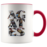 Agates Mug | Agate Lover Gifts | Rockhounds and Agate Hunters Gift Ideas