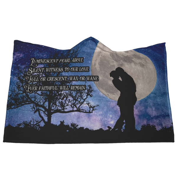 Lovers in the Moonlight Poem Starry Night Sky