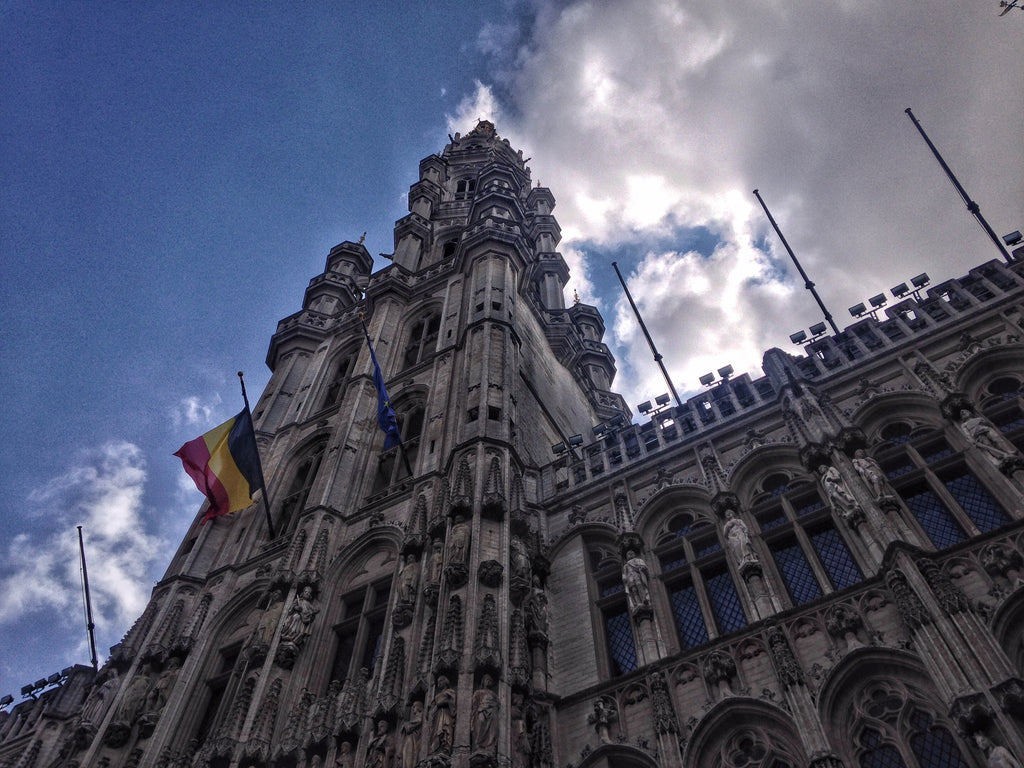 A Tribute to Brussels