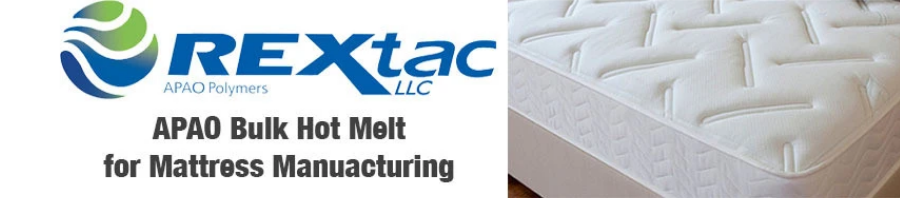 REXtac Hot Melt Adhesives for the Mattress Industry