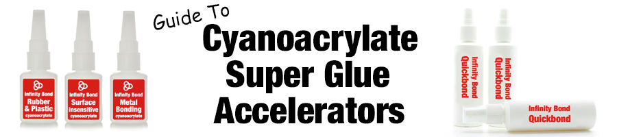Everything You Need to Know About Super Glue Accelerators