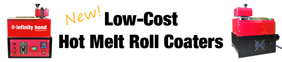 Introducing Two New Low-Cost Hot Melt Roll Coaters