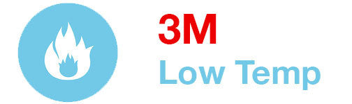 3M low temperature hot melt stick information