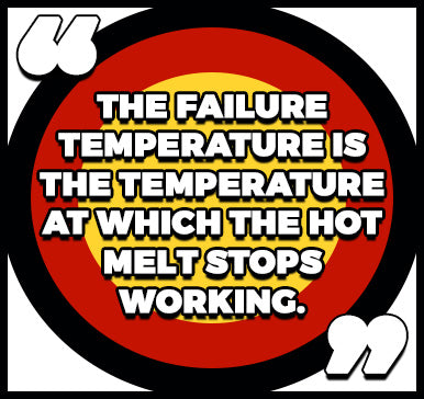Failure Temperature Definition