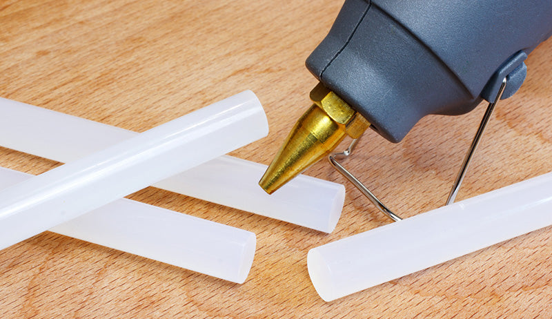 hot melt adhesives with glue gun