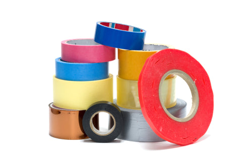 sellotape construction tape
